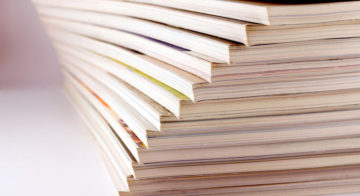 Журналы — в дар