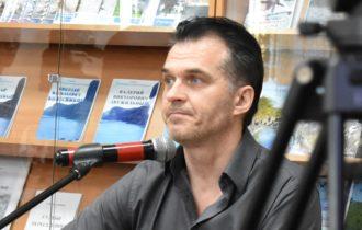 Творческая встреча с Олегом Харитоновым